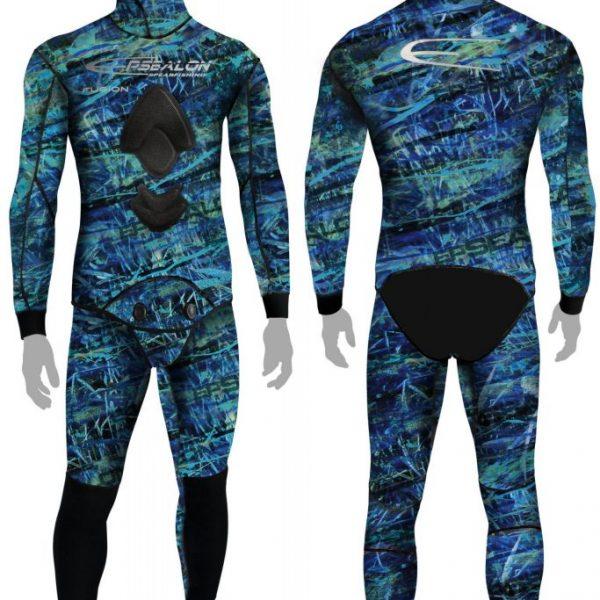Epsealon Blue Fusion Suit 1,5mm