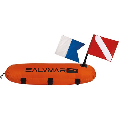 Salvimar torpedo simple buoy orange