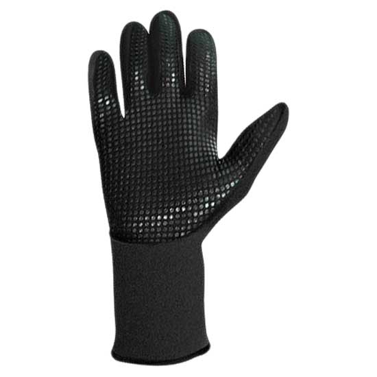 Gloves Caranx Black picots 3mm