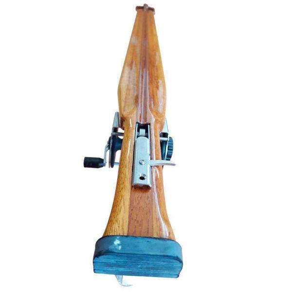 Gecko Wooden Double Roller 100