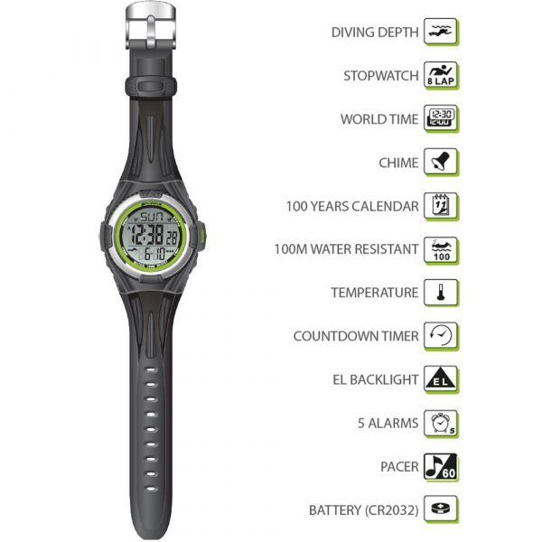 Salvimar ONE Freediving Watch